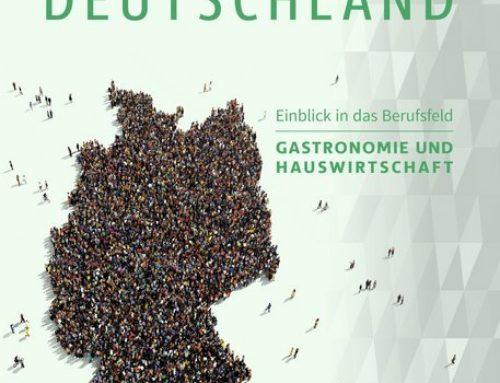 So einfach funktioniert Deutschland. Einblick in das Berufsfeld Gastronomie und Hauswirtschaft. Anja Austregesilo-Vockrodt, Claudia A. Spiegel